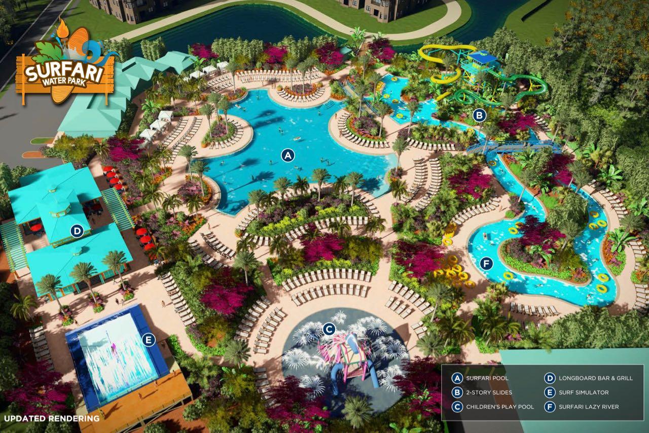 The Grove Resort & Spa - Orlando Resort Condominiums For Sale